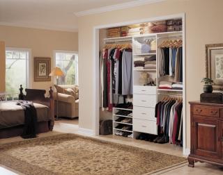 Vị trí đặt tủ quần áo trong phòng ngủ và lưu ý